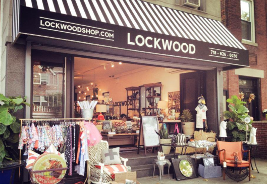"Lockwood: Lauren M. loves this ""local gem."" Photo via Lockwood's FB page"